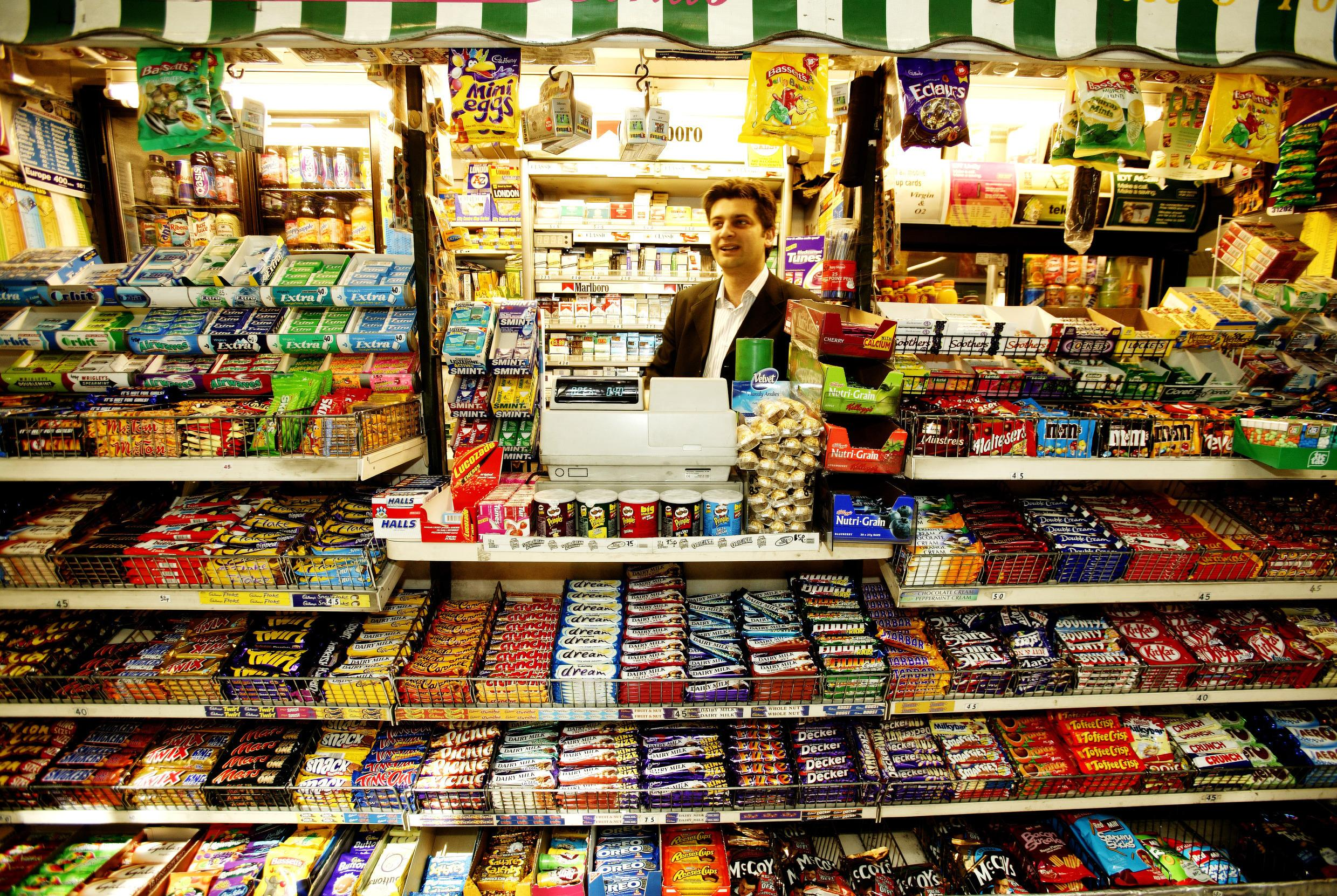 """<span style=""""color:rgb(0, 0, 0);font-family:helvetica, arial;"""">Chocolates and other sweets have long adorned checkout counters where bored kids are nagging their parents to buy them a treat. Supermarkets have come under pressure from the government to move chocolate away from checkouts and some have responded. Lidl has just</span><a href=""""http://www.theguardian.com/business/2014/jan/13/lidl-bans-sweets-at-checkout"""" style=""""margin:0px;padding:0px;vertical-align:baseline;outline:0px;color:rgb(25, 134, 213);text-decoration:none;cursor:pointer;font-family:helvetica, arial;"""" target=""""_blank"""">banned sweets and chocolate bars</a><span style=""""color:rgb(0, 0, 0);font-family:helvetica, arial;"""">from the checkout of its 600 UK stores and vowed to replace them with dried fruit and oatcakes.</span><br style=""""color:rgb(0, 0, 0);font-family:helvetica, arial;""""/> <br style=""""color:rgb(0, 0, 0);font-family:helvetica, arial;""""/> <a class=""""skimwords-link"""" href=""""http://www.sainsburys.co.uk/"""" style=""""margin:0px;padding:0px;vertical-align:baseline;outline:0px;color:rgb(25, 134, 213);text-decoration:none;cursor:pointer;font-family:helvetica, arial;"""" target=""""_blank"""" title="""""""">Sainsbury's</a><span style=""""color:rgb(0, 0, 0);font-family:helvetica, arial;"""">has a</span><a href=""""http://conversation.which.co.uk/consumer-rights/sweets-at-checkouts-supermarket-policies/"""" style=""""margin:0px;padding:0px;vertical-align:baseline;outline:0px;color:rgb(25, 134, 213);text-decoration:none;cursor:pointer;font-family:helvetica, arial;"""" target=""""_blank"""">policy of no confectionery next to checkouts</a><span style=""""color:rgb(0, 0, 0);font-family:helvetica, arial;"""">in its supermarkets, but not in smaller convenience stores, similarly to Tesco.</span>"""
