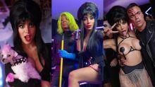 O que rolou no Halloween da Anitta