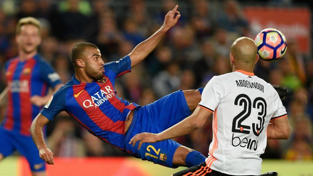Barcelone, Rafinha sort sur blessure face à Grenade