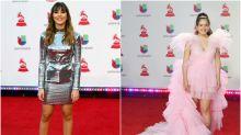 Aitana y Rosalía, duelo de estilo en los Latin Grammy 2018
