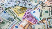 Euro y Libra abren la semana al alza ante preocupación por avance del COVID-19