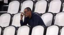 Sarri confident about Juve future independent of Lyon result