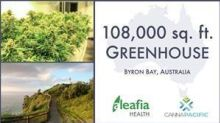 Aleafia Health Completes Strategic Investment in Australia's CannaPacific Pty Limited