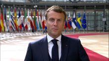 Macron: compromesso possibile ma non al prezzo di ambizione Piano Ue