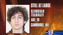 Intense search underway for Boston bombing suspect