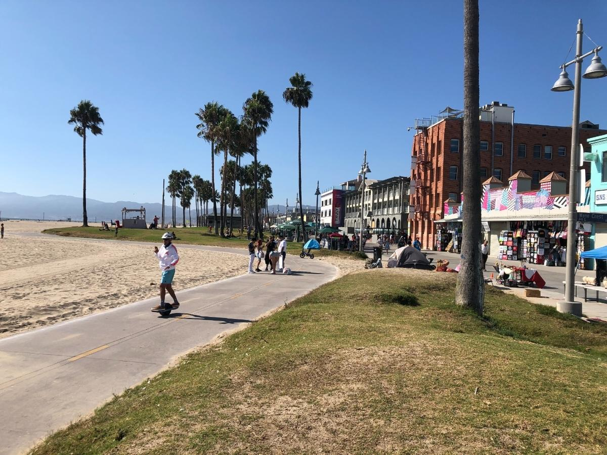 Venice was ranked one of the most expensive zip codes during the pandemic, a recent study found.