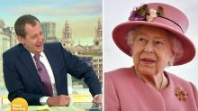TV host 'accidentally announces death of the Queen'