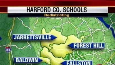 Unhappy With Harford Redistricting? Go Catholic
