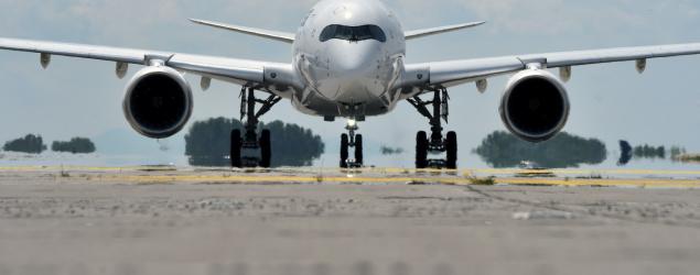 美國運輸部宣布本月16日起 禁止中國客運航班入境