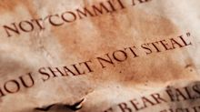 School removes Ten Commandments plaque after watchdog group calls it 'unconstitutional'