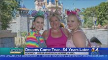 Disneyland allows woman to use free admission ticket from 1985