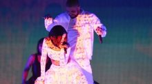 Rihanna and Drake's Grinding Brit Awards Performance Didn't Go Over Well on Twitter
