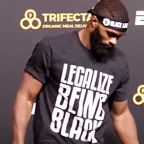 UFC Vegas 11 weigh-in results: Tyron Woodley continues his protest leading up to Colby Covington fight