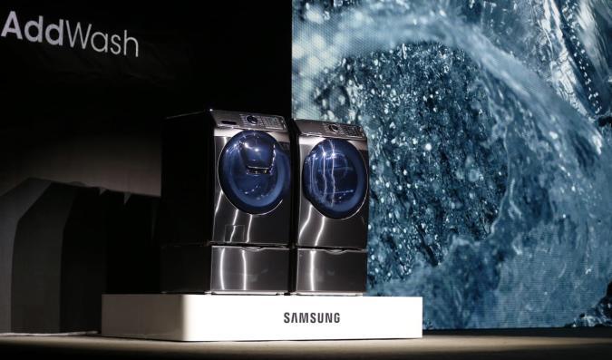 Samsung's home tech will eventually plug into Windows 10