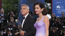 George y Amal Clooney donan 100 mil dólares para combatir la política migratoria de Donald Trump
