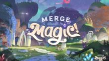 Zynga Launches Spellbinding New Puzzle Adventure Game Merge Magic!