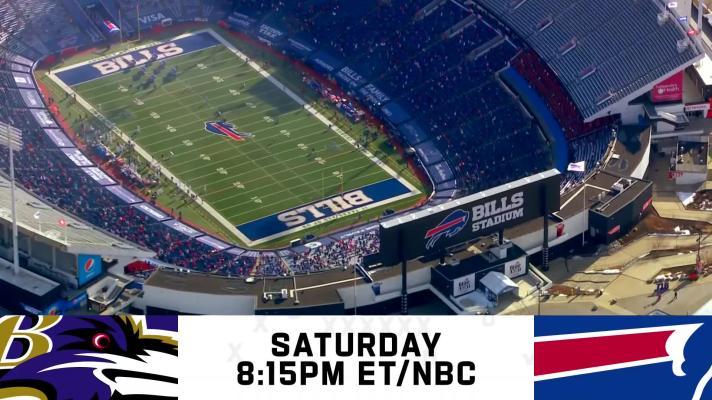 Ravens vs. Bills preview Divisional Round