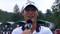 Danny Lee wins the Greenbrier Classic