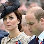 Harry, William, and Kate Left Prince Philip's Funeral Together