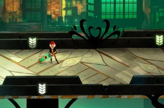 'Transistor' takes its sci-fi swordplay to iPhone and iPad