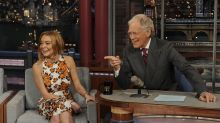 David Letterman faces fresh scrutiny over old interviews with female stars