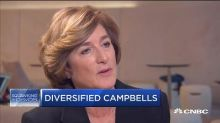 Campbell Soup CEO: Focused on baby boomers and next gener...
