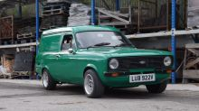 Ford Escort van with RS2000 specification up for auction