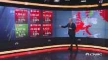 European stocks open slightly lower amid US-China trade talks