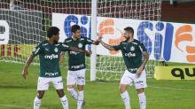 Criticado e invicto: Palmeiras chega a dez jogos sem perder depois da pausa