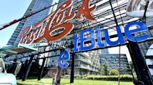 PepsiCo And JetBlue Touch Down With Temporary Installation On Iconic, Landmark East River Sign