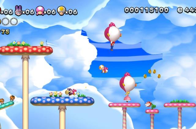'New Super Mario Bros. U Deluxe' hits the Nintendo eShop