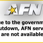 American Forces Network Back On Air Despite Government Shutdown