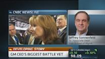 Mary Barra represents loyal part of GM: Expert