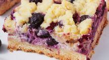 35+ Super-Sweet Blueberry Desserts That Taste Like Summer