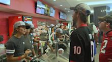 $2 HOT DOGS: The story behind Atlanta Falcons' low food prices