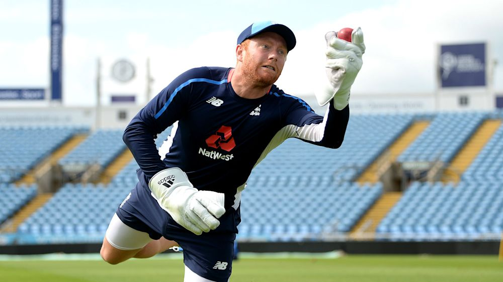 Bairstow claims consistency is the key for England