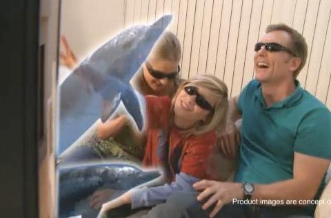 Video: Sony confirms it's 'bringing home 3D' starting in 2010