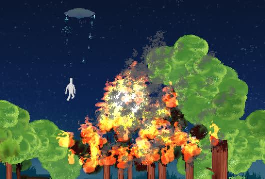 A spy and an alien walk into a Kickstarter