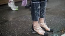 Should We Wear Plastic Shoes?