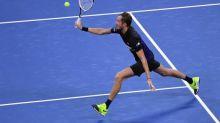 US Open (H) - Daniil Medvedev: «C'est compliqué sans les fans»