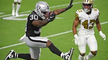 Raiders roll over Saints for first win in Las Vegas