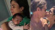 """Tatá se derrete pelos pais de Rafa Vitti: """"Desse casamento nasceu meu amor"""""""