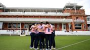 Middlesex Women celebrate historic day at Lord's with late T20 win vs Marylebone Cricket