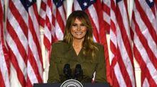 Melania Trump delivers heartfelt plea for racial unity as she delivers RNC speech