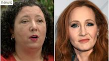 A woman who was fired for saying that transgender women are male or 'honorary female' wins High Court appeal - and JK Rowling's backing
