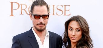 Chris Cornell's widow speaks out