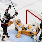 Richardson's OT goal gives Coyotes series win over Predators