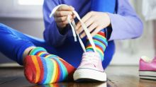 It takes three-and-a-half days for feet to return to normal after wearing ill-fitting shoes
