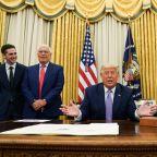 Trump's Middle East Triumph