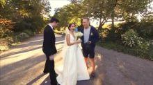Video: Tom Hanks' wedding crashing is superb